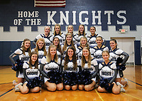 Cheerleaders, Team & Individuals 8/16/19
