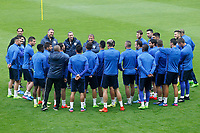 Israel's team during training session. March 23,2017.(ALTERPHOTOS/Acero) /NortePhoto.com
