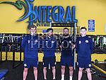 DUFC Training @ Integral Gym