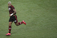 Rio de Janeiro (RJ), 12/02/2020 - Fluminense-Flamengo - Gabriel comemora gol. Partida entre Fluminense e Flamengo, valida pela semifinais da Taca Guanabara, realizada no Estadio Jornalista Mario Filho (Maracana), na zona norte do Rio de Janeiro, nesta quarta-feira (12). (Foto: Andre Fabiano/Codigo 19/Codigo 19)