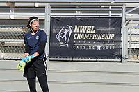North Carolina Courage Open Training, October 26, 2019