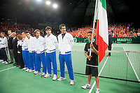 100503-Daviscup Netherlands-Italy