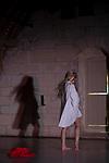 GA GA GA<br /> <br /> Chorégraphie Charlie Anastasia Merlet<br /> <br /> Interprétation: Anthony Roques/Louis Macqueron (en alternance), Benjamin Forgues, Charlie Anastasia Merlet<br /> Dramaturge: Marjorie Potiron<br /> Assistante de Création: Sarah Perrin<br /> Création lumière : Klarys Delchet<br /> date de création  14 septembre 2019,<br /> Abbaye de Royaumont dans le cadre du festival annuel de la Fondation<br /> Date : 13/09/2019<br /> Lieu : Fondation Royaumont