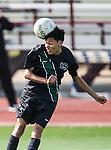 2014 Irving McArthur vs. Arlington - (Martin Invitational Soccer Tournament)