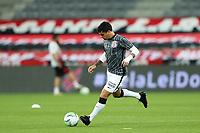 14th October 2020; Arena da Baixada, Curitiba, Brazil; Brazilian Serie A, Athletico Paranaense versus Corinthians; Fagner of Corinthians warms up before the match