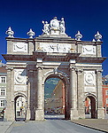 Austria, Tyrol, Innsbruck: Old Town, Triumphal Arch