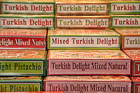 TURKISH DELIGHT, ISTANBUL, TURKEY