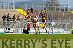 during the Kerry County Intermediate Hurling Championship Final match between Dr Crokes and Tralee Parnell's at Austin Stack Park in Tralee