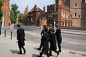 Pupils at Eton College.