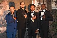 willy cartier yassine azzouz jean louis jimmy we love generous people lors du soixante neuvieme festival du film a l hotel intercontinetal carlton de cannes le lundi 16 mai 2016