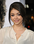 Sarah Hyland at The Warner Bros. Pictures' L.A. Premiere of Due Date held at The Grauman's Chinese Theatre in Hollywood, California on October 28,2010                                                                               © 2010 Hollywood Press Agency