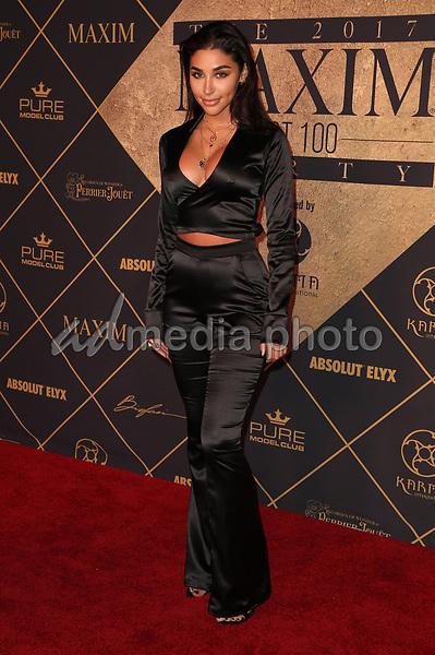 25 June 2017 - Hollywood, California - Chantel Jeffries. 2017 MAXIM Hot 100 Party held at the Hollywood Palladium. Photo Credit: F. Sadou/AdMedia