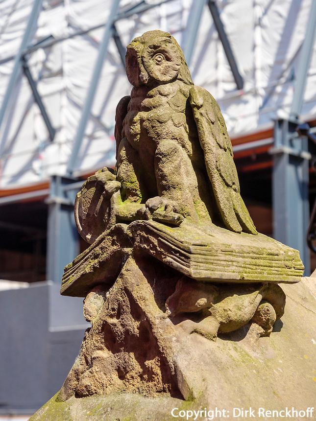 Heinzelmännchen-Brunnen, Köln, Nordrhein-Westfalen, Deutschland, Europa<br /> Heinzelmännchen-Fountain, Cologne, North Rhine-Westphalian, Germany, Europe