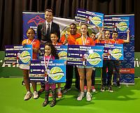 Rotterdam, The Netherlands. 15.02.2014. ABN AMRO World Tennis Tournament <br /> Photo:Tennisimages/Henk Koster