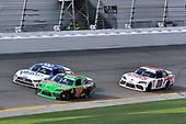 #19: Brandon Jones, Joe Gibbs Racing, Toyota Supra Interstate Batteries and #20: Harrison Burton, Joe Gibbs Racing, Toyota Supra Dex Imaging