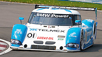 #01 BMW Riley of Scott Pruett and Memo Rojas, Grand-Am Rolex Series race, Circuit Gilles Villeneuve, Montreal Canada, Quebec.  (Photo by Brian Cleary/www.bcpix.com)