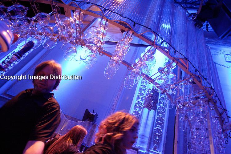 the Plaza in Montreal, February 13 ,2007<br /> <br />  Plaza, rue St-Hubert à  Montréal, le 13 février 2007.<br /> <br /> Photo : (c) 2007 Pierre Roussel- images Distribution