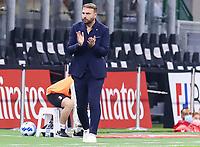 Milano 22-09-2021<br /> Stadio Giuseppe Meazza<br /> Campionato Serie A Tim 2021/22<br /> Milan - Venezia<br /> nella foto:   Paolo Zanetti Venezia Calcio Allenatore Trainer                       <br /> foto Antonio Saia -Kines Milano
