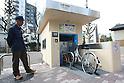 Automated Underground Bike Parking