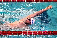 Philip Heintz AQUA CENTURIONS Men's 400m Individual Medley<br /> Napoli 12-10-2019 Piscina Felice Scandone <br /> ISL International Swimming League <br /> Photo Cesare Purini/Deepbluemedia/Insidefoto