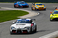 #14: Riley Motorsports Toyota Supra GT4, GS: Alfredo Najri, Sacha Fenestraz