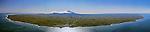 Opunake panorama