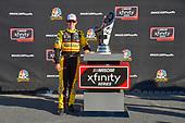 #19: Brandon Jones, Joe Gibbs Racing, Toyota Camry Menards Mastercraft Doors, NASCAR Xfinity Series Playoffs