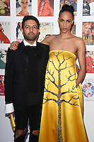 Zawe Ashton<br /> arrives for the Vogue 100 Gala Dinner held in Kensington Gardens, London.<br /> <br /> <br /> ©Ash Knotek  D3122  23/05/2016