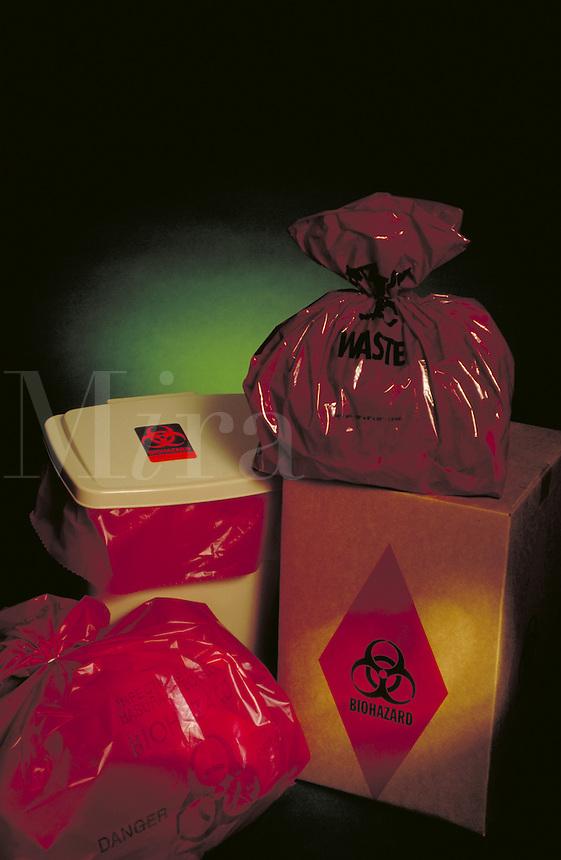 biohazard waste disposal