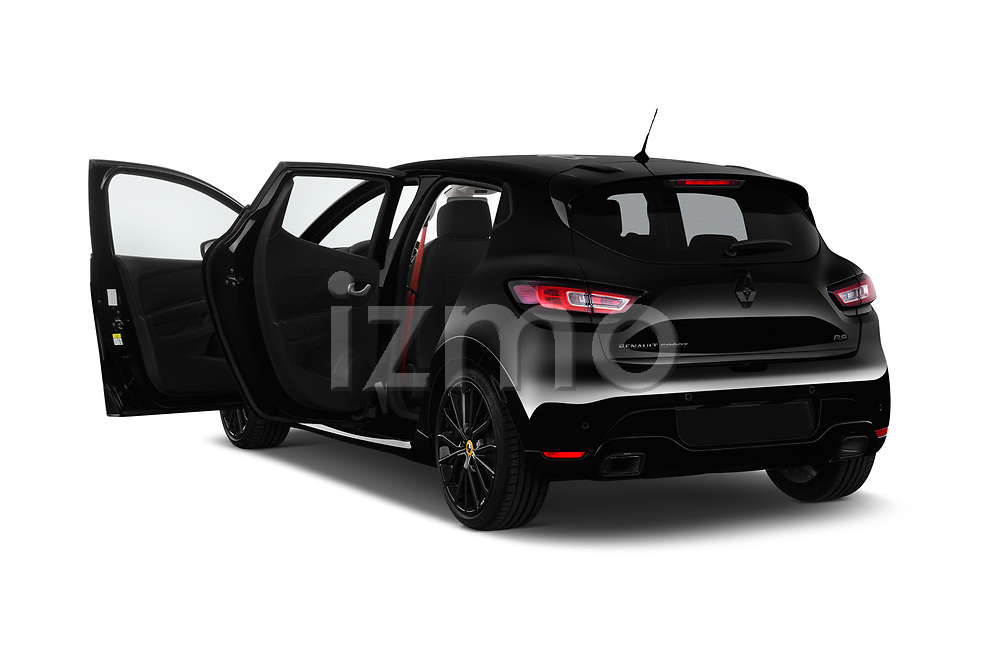 Car images close up view of a 2018 Renault Clio RS Final Edition 5 Door Hatchback doors