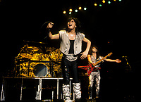 FILE PHOTO - Loudness<br />  vers  1986<br /> <br /> <br /> PHOTO :   Agence quebec Presse