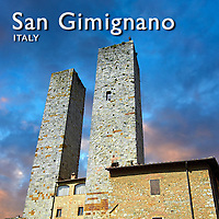 San Gimignano | Italy Pictures Photos Images & Fotos