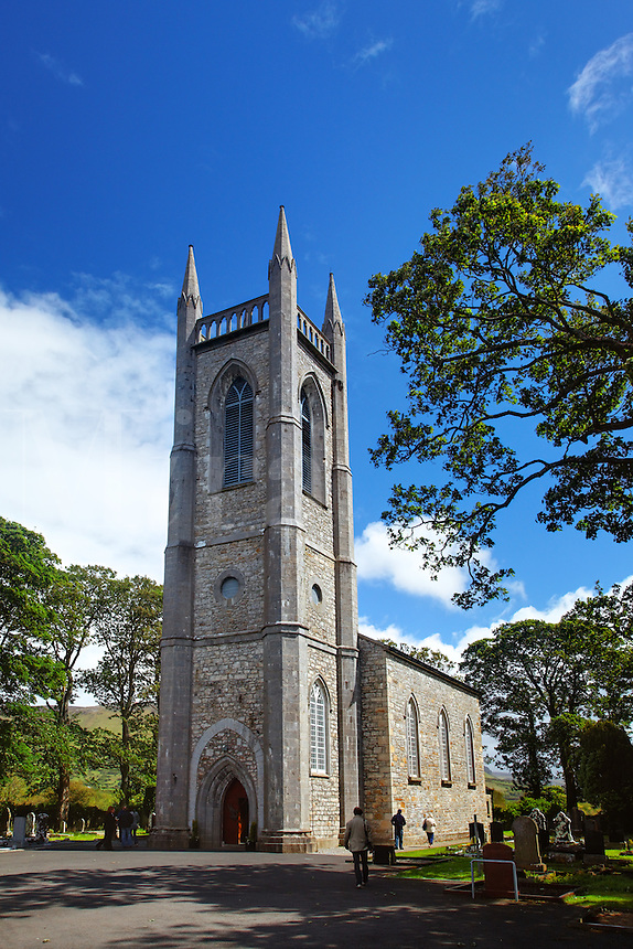 St. Columba's Church, Drumcliffe, County Sligo, Republic of Ireland