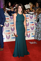 Natalie Anderson<br /> arriving for the Pride of Britain Awards 2018 at the Grosvenor House Hotel, London<br /> <br /> ©Ash Knotek  D3456  29/10/2018