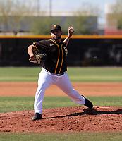 Ramon Perez - San Diego Padres 2020 spring training (Bill Mitchell)