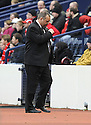 12/04/2008    Copyright Pic: James Stewart.File Name : sct_jspa36_qots_v_aberdeen.A DEJECTED LOOKING ABERDEEN MANAGER JIMMY CALDERWOOD WATCHES HIS SIDE BEATEN BY QUEEN OF THE SOUTH....James Stewart Photo Agency 19 Carronlea Drive, Falkirk. FK2 8DN      Vat Reg No. 607 6932 25.Studio      : +44 (0)1324 611191 .Mobile      : +44 (0)7721 416997.E-mail  :  jim@jspa.co.uk.If you require further information then contact Jim Stewart on any of the numbers above........