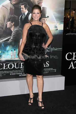 HOLLYWOOD, CA - OCTOBER 24: Rita Wilson at the Los Angeles premiere of 'Cloud Atlas' at Grauman's Chinese Theatre on October 24, 2012 in Hollywood, California. Credit: mpi21/MediaPunch Inc.