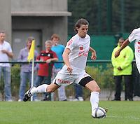 KV Kortrijk : Davy De Beule.foto VDB / BART VANDENBROUCKE