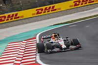 9th October 2021; Formula 1 Turkish Grand Prix 2021 Qualifying sessions at the Istanbul Park Circuit, Istanbul;   33 VERSTAPPEN Max nld, Red Bull Racing Honda RB16B