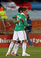 Javier Hernandez of Mexico