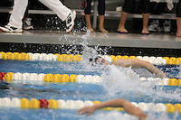 09 Women's Big Ten Swimming & Diving Championships Saturday Prelims  NW