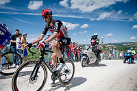 """Roger Kluge (DEU/Lotto Soudal)<br /> <br /> 104th Giro d'Italia 2021 (2.UWT)<br /> Stage 11 from Perugia to Montalcino (162km)<br /> """"the Strade Bianche stage""""<br /> <br /> ©kramon"""