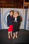Julie Foulner who came to the help of a women whose child had just been snatched by a relative, and blocked his car in with her own, received her St Andrews medal tonight during an awards ceremony at Edinburgh Castle hosted by the First Minister for Scotland, the Right Honourable Nicola Sturgeon MSP. <br /> Pic Kenny Smith, Kenny Smith Photography<br /> Tel 07809 450119