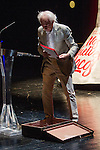 Artistic director of the Canal Theatre, Albert Boadella during the presentation of the annual program of thaters Canal in Madrid. Jun 30,2016. (ALTERPHOTOS/Rodrigo Jimenez)