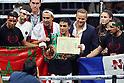 Boxing: WBC Bantam weight title bout
