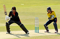 Naomi Dattani of Sunrisers in batting action during Sunrisers vs South East Stars, Rachael Heyhoe Flint Trophy Cricket at The Cloudfm County Ground on 13th September 2020