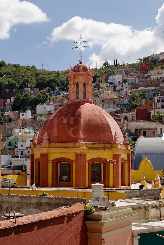Historic CATHOLIC CHURCH -  GUANAJUATO, MEXICO ...