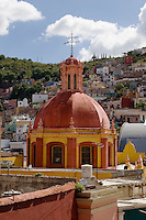 Historic CATHOLIC CHURCH -  GUANAJUATO, MEXICO ...