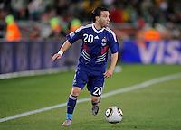 Mathieu Valbuena of France