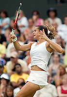 29-6-09, England, London, Wimbledon, Amelie Mauresmo